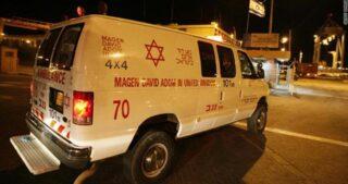 Colono muore accidentalmente dopo aver attaccato veicolo palestinese