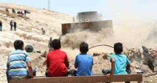 OCHA: nelle ultime 2 settimane, Israele ha demolito o sequestrato 35 strutture palestinesi