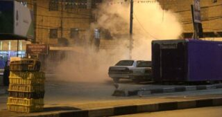 Le IOF invadono cittadine in Cisgiordania e si scontrano con giovani nativi