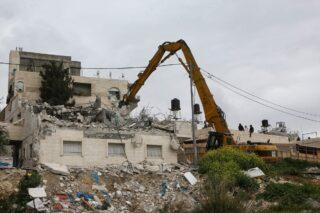 Pulizia etnica, Onu: Israele continua la demolizione e il sequestro delle case palestinesi
