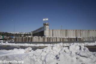Servizio carcerario israeliano impone punizioni a detenuti palestinesi