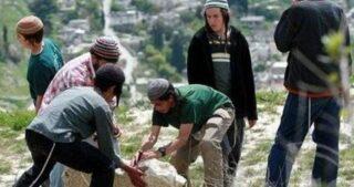 Coloni danneggiano proprietà palestinese a Nablus