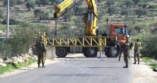 Israele impone chiusura totale su Cisgiordania e Striscia di Gaza