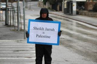 Israele sta continuando la Nakba nella Gerusalemme est occupata