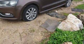 Estremisti del Price Tag bucano le gomme di 20 veicoli palestinesi