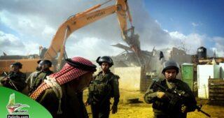 IOF demoliscono casa ad est di Betlemme