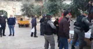 Peggiorano le condizioni di salute di Abu Aisha, prigioniero in detenzione amministrativa