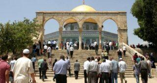 Organizzazioni esortano i fedeli musulmani ad intensificare la loro presenza ad al-Aqsa