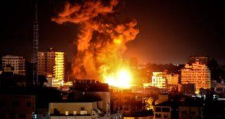 Oltre mille foto disponibili documentando i crimini israeliani su Gaza