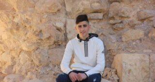 Adolescente di Nablus ucciso da soldati israeliani
