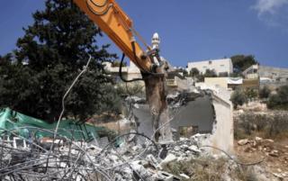 """Israele vuole ridurre la presenza palestinese"""