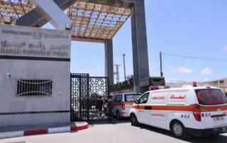 Egitto arresta medico volontario per Gaza