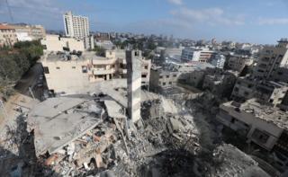 OMS chiede pausa umanitaria dei bombardamenti per portare aiuti a Gaza