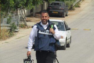 CS sulla illegittima detenzione del giornalista Al-Rimawi