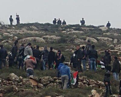 """IOF rapiscono palestinese e si """"scontrano"""" con giovani nella cittadina di Beita"""
