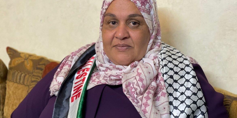 """Ho sentito la libertà quando mio figlio mi ha chiamato """"mamma"""", racconta una madre palestinese appena rilasciata"""