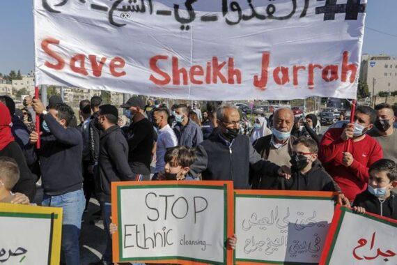 IOA ordinano sfollamento di famiglia palestinese per costruire scuola ebraica