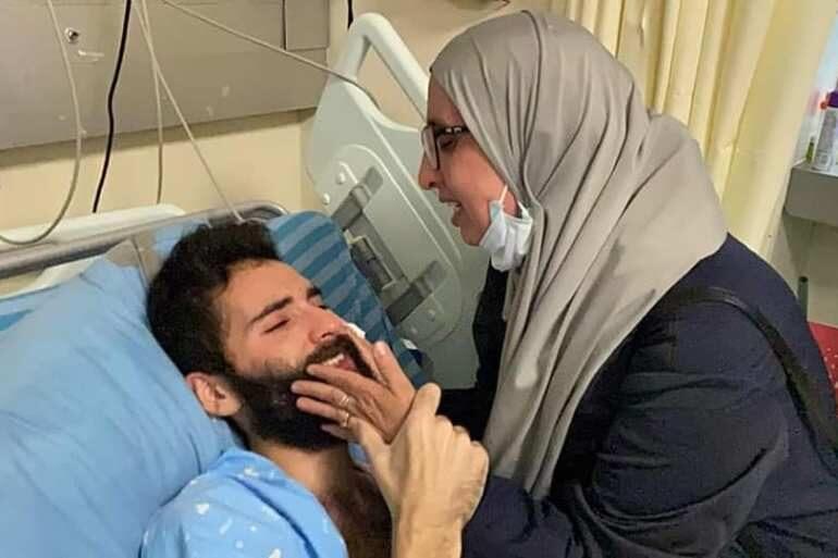 In gravi condizioni di salute il prigioniero palestinese in sciopero della fame