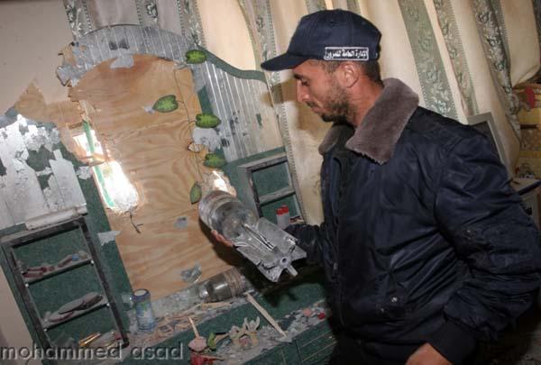 Gaza: attacco dell'artiglieria israeliana. Tre feriti