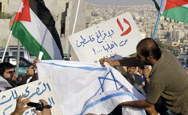 Diplomatici israeliani evacuati dall'ambasciata in Giordania