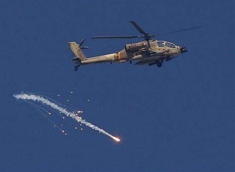 Striscia di Gaza: attacco dell'aviazione israeliana. Muore un combattente delle brigate 'al-Quds'