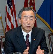 Ki-moon: disapprovazione ONU verso la politica coloniale israeliana