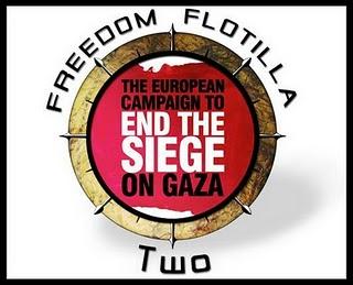 Ecesg respinge la richiesta Onu di fermare Freedom Flotilla 2 diretta a Gaza