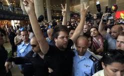 Israele deporta 36 attivisti, 82 restano in custodia