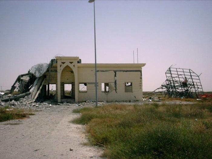 Cannonate artiglieria israeliana contro aeroporto di Gaza. Un ferito