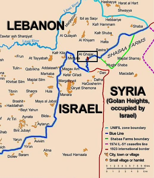 Israele-Libano: rischio escalation violenze