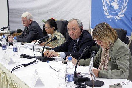 Goldstone sfida gli Usa: provate la parzialità del Rapporto su Gaza.