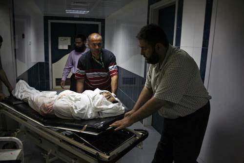 Forze d'occupazione israeliane uccidono uno studente palestinese a Nablus