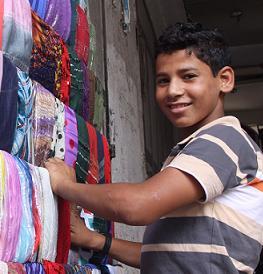 Il lavoro minorile a Gaza, tra povertà e assedio.