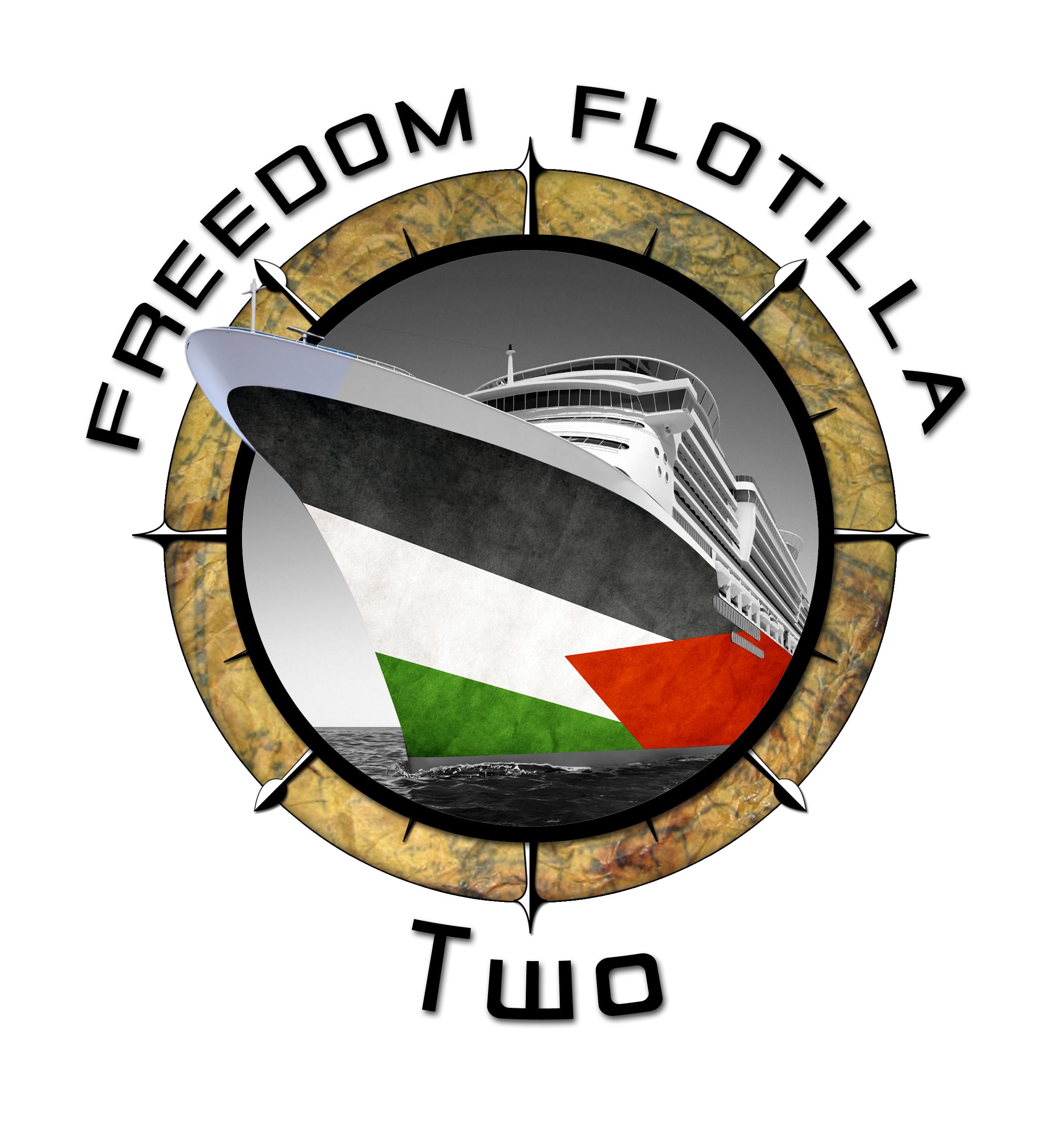 Centinaia di cittadini di tutto il mondo ad Atene per la Freedom Flotilla 2. Partita la prima barca