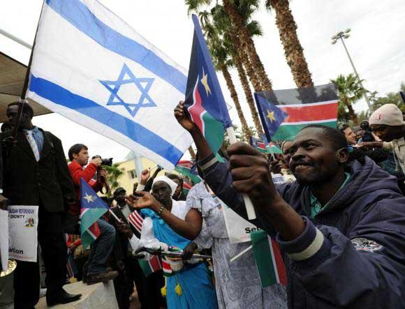 Divide et Impera: Israele annuncia l'avvio di relazioni diplomatiche con il neo Sudan del Sud