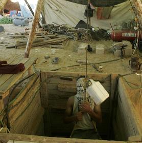 Crollo di tunnel a sud della Striscia: 3 morti nella stessa famiglia