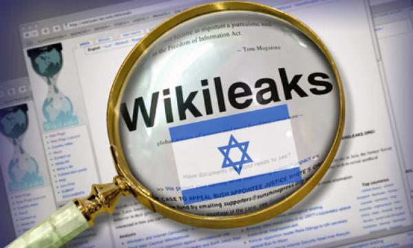 WikiLeaks: 'Il file Israele'