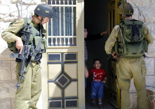 Polizia israeliana abusa dei minori palestinesi
