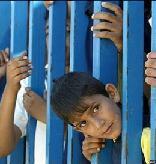 Diritti civili secondo Israele: più di 400 bambini detenuti e torturati in carcere.