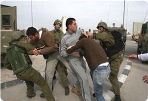 5° anniversario della protesta nonviolenta di Bil'in. 3 mila manifestanti marciano contro il Muro