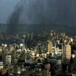Aerei da guerra hanno bombardato la frontiera tra Gaza ed Egitto