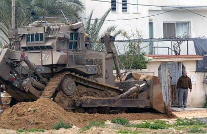 Striscia di Gaza: incursione militare israeliana da nord e sud