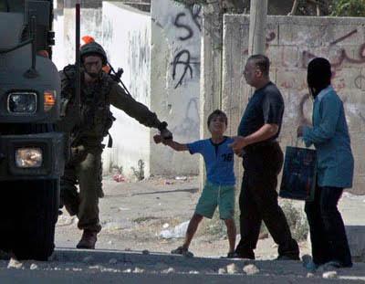 2010: 1.124 bambini palestinesi arrestati a Gerusalemme