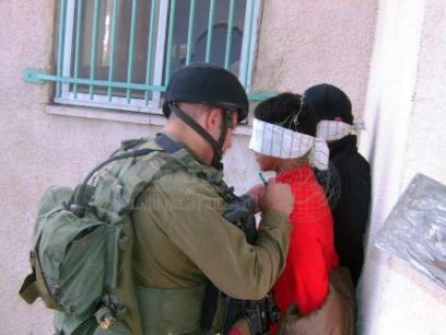 Dall'inizio del 2011, Israele ha arrestato oltre 250 minori palestinesi