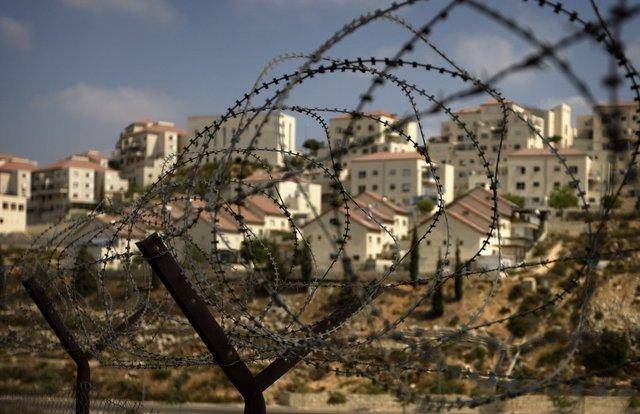 Lavori in corso per ampliamento di due insediamenti israeliani
