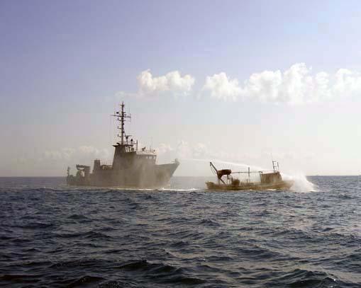 Marina israeliana rapisce due pescatori palestinesi nel mare di Gaza
