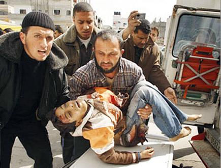 Piombo Fuso 2008: la tragedia della famiglia Abu Taima