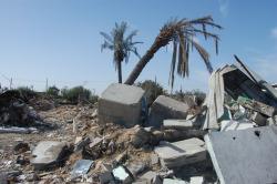 VIAGGIO NELL'INFERNO DI GAZA