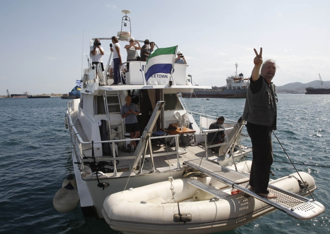 Fermata a Creta 'Dignité