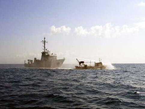 Cinque pescatori palestinesi arrestati dalla Marina israeliana